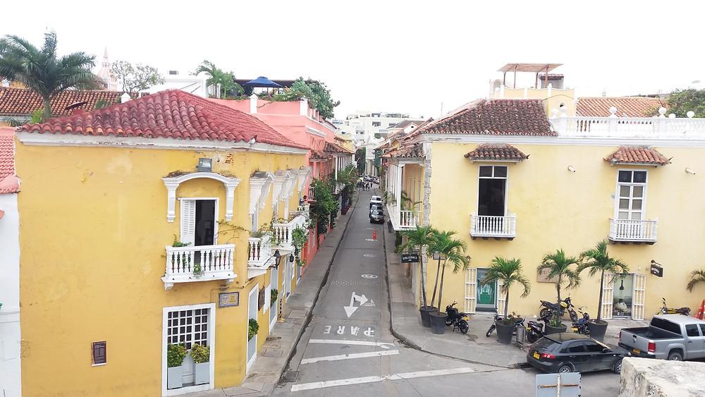 Rua de Cartagena