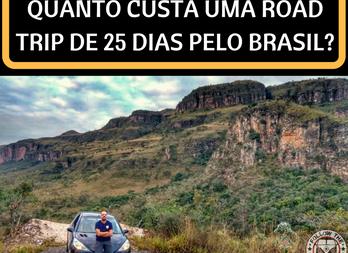 Gasto de Viagem - Brasil
