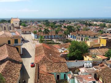 Dia 08 - Trinidad - Cuba.