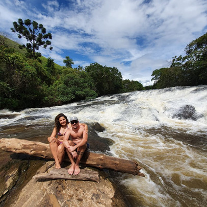 Conhecendo o Cachoeirão da Bocaina e Cachoeira do Paraitinga - Silveiras/SP