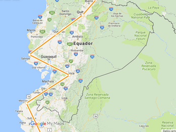 Planejamento: Equador - Parte II
