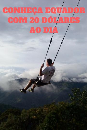 Custo de Viagem - Equador