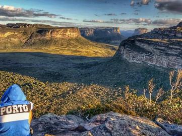 Chapada Diamantina, conhecendo a região de Lençóis, com seus mirantes, grutas e cachoeiras.