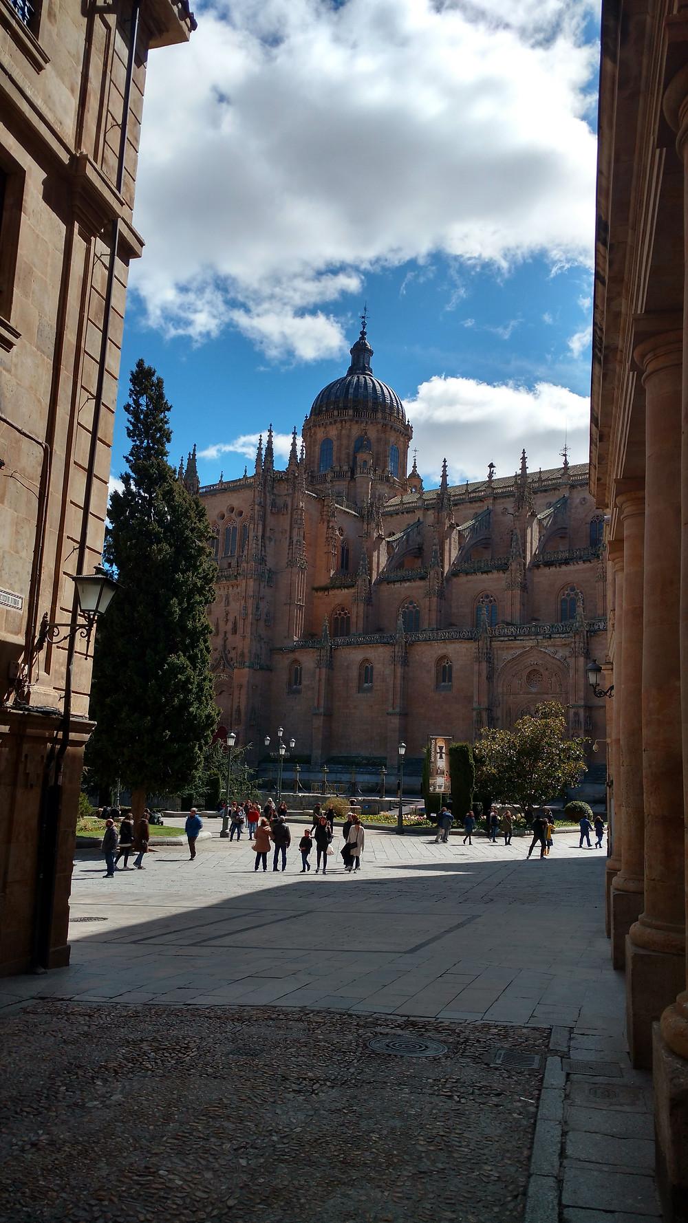 Catedral em Salamanca
