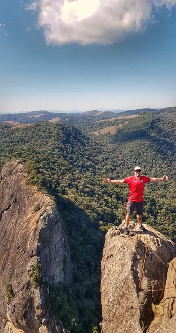 Visitando a Pedra do Baú - São Bento do Sapucaí