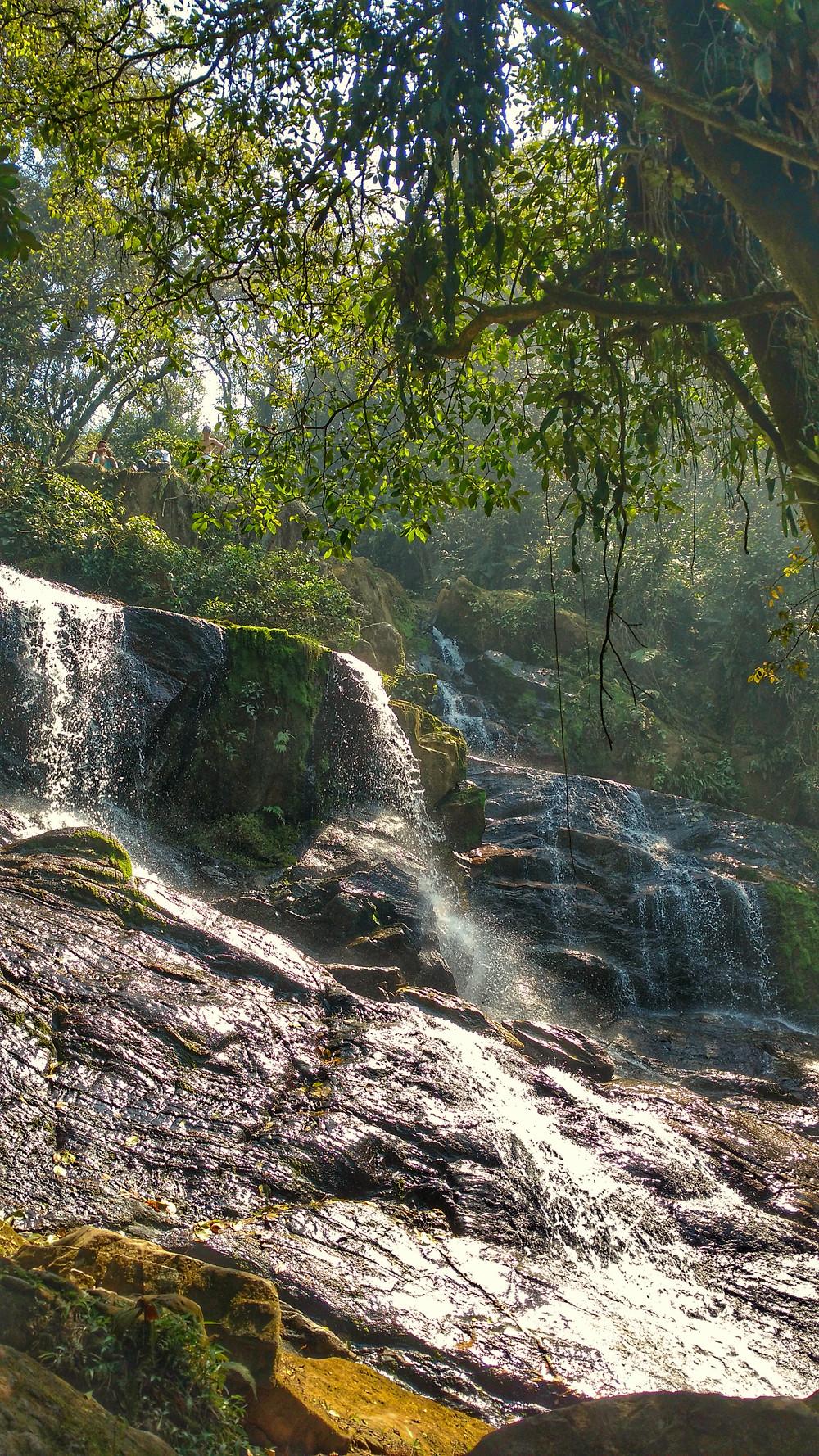 Cachoeira em Paranapiacaba