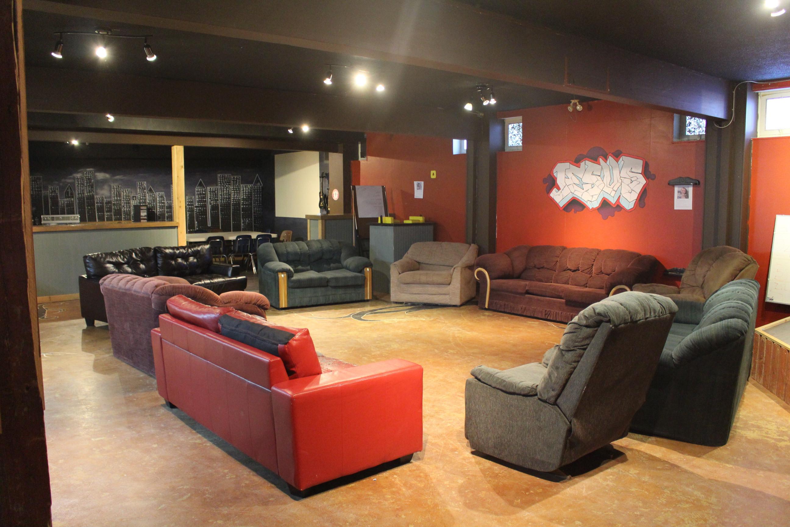Youth Room/ Basement