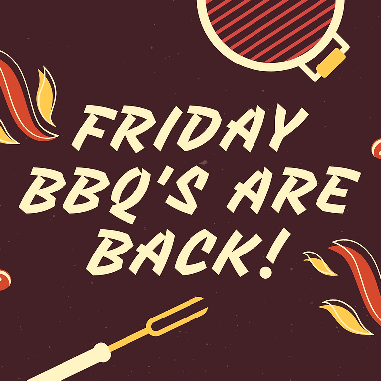 Friday BBQ