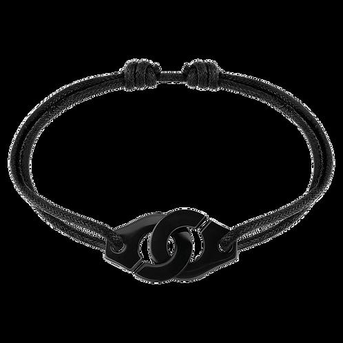 Bracelet sur cordon Menottes R15 dinh van Titane