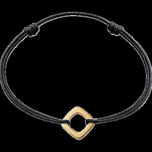 Bracelet sur cordon Impression XS dinh van Or jaune