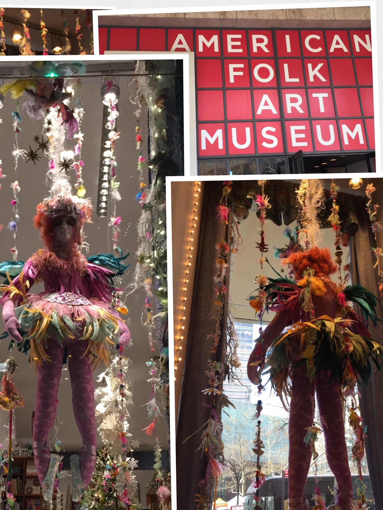 American Folk Art Museum New York