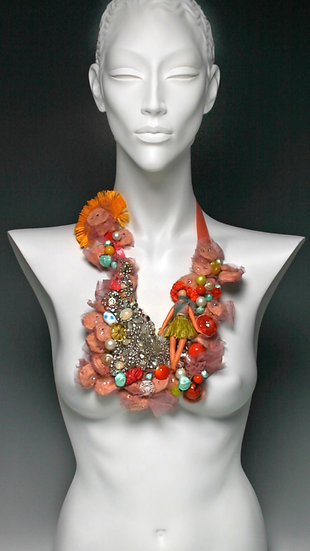 SWEET CANDY  NECKLACE