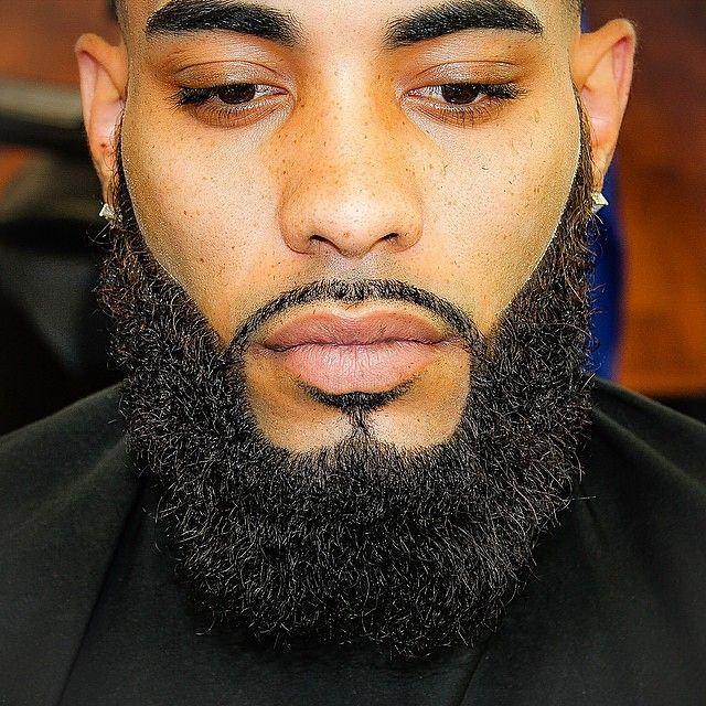 Full Beard w/ Mustache Trim