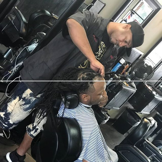 You're invited to join Master Barber L B