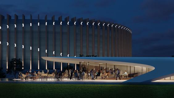 SCA Arena, St. Petersburg