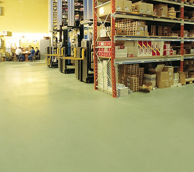 Acrylicon floor warehouse
