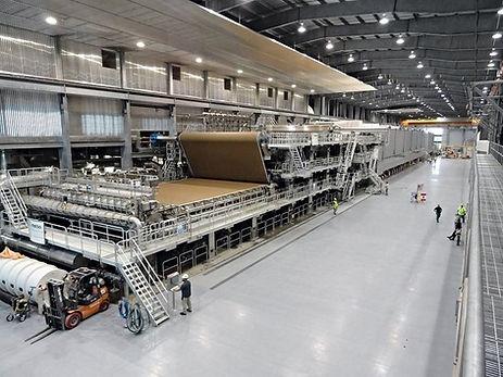 Acrylicon floor industrial