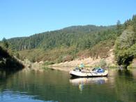 Warm river days