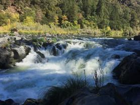 Rainie Falls