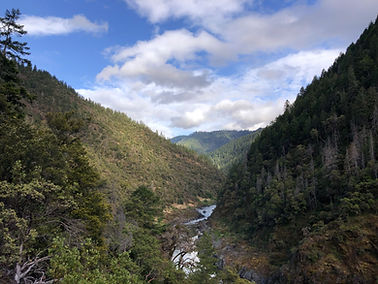 Rogue River whitwater rafting oregon