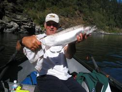 Rogue River Fishing