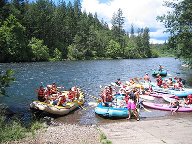 oregon rogue river group river rafting adventure