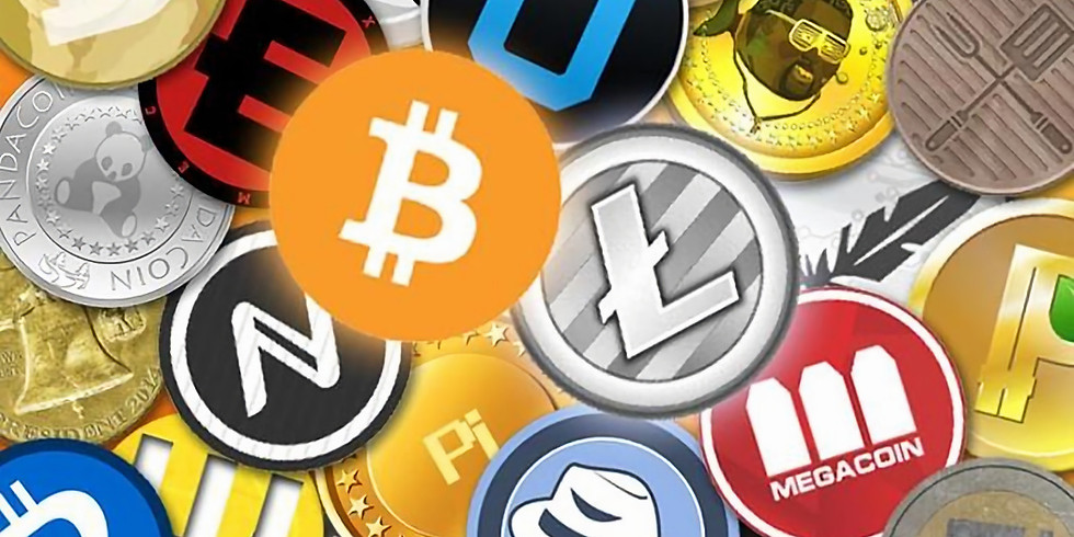 Cryptocurrency Lunch and Learn