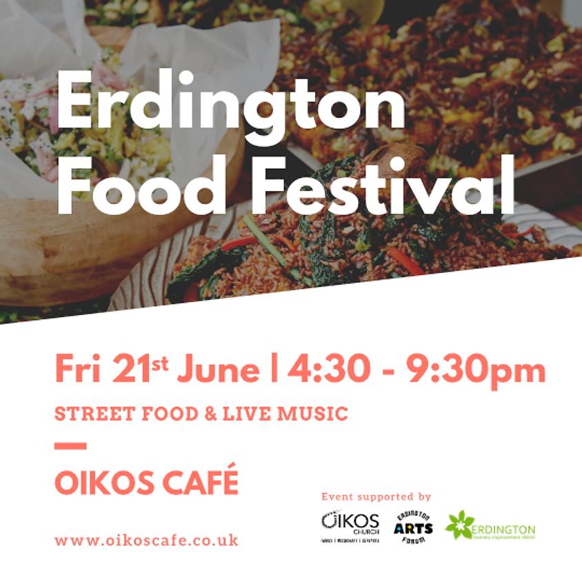 Erdington Food Festival