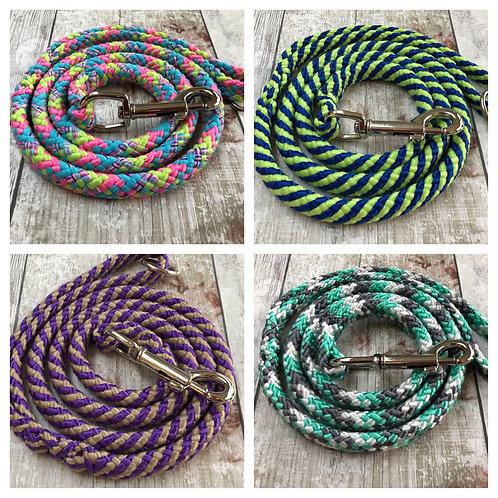 Custom Soft Rope Lead