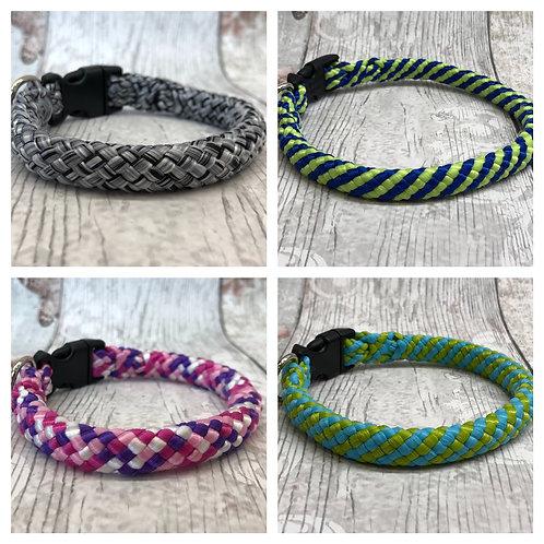 Custom Soft Rope Collar
