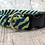 "Thumbnail: 11.5"" Peacock Soft Rope Collar"