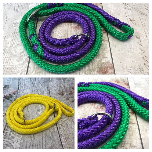 Custom Soft Rope Slip Lead
