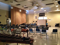 Center 15, CHORAL, Band South