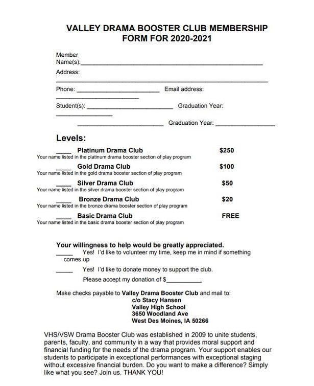 Booster Club Membership Form.JPG