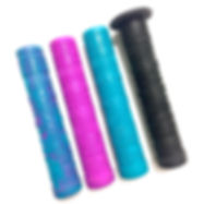 Tempered Zephyr grips product