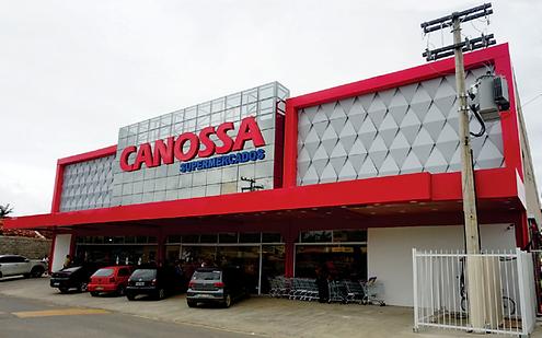Canossa - Fachada acm