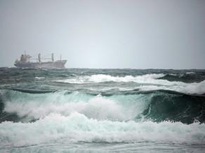 Vents violents : jusqu'à 133 km/h sur les côtes de la Manche
