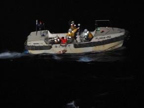 Typhon Maysak : 42 marins disparus au Japon