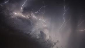 Grêle, fortes pluies, vent fort… nouvelle alerte pour de violents orages