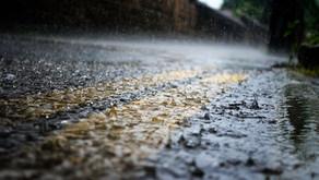 Un week-end sous de fortes pluies et un vent soutenu