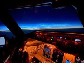 Photo spectaculaire depuis les airs !