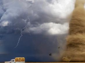 Photos. Plusieurs tornades observées dans le Texas