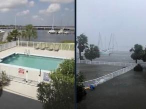 Inondations «catastrophiques» en cours en Floride