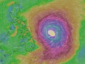 Le typhon Surigae menace les Philippines