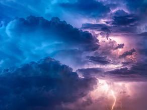 De violents orages annoncés sur les Pyrénées