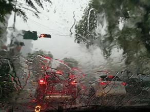Fortes pluies et orages, la Nouvelle-Calédonie en vigilance orange