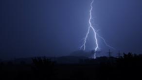 Violents orages : les rafales pourraient dépasser les 120 km/h