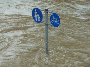 Pluies : Gironde et Landes en vigilance rouge