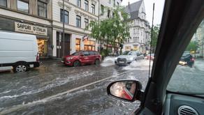 Sud-Est : violents orages, fortes pluies et inondations attendues