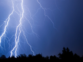 Plus de 40 000 éclairs en Espagne mardi 1er juin